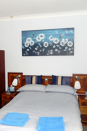Newly refursbished rooms