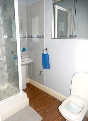 En-suite bathrooms